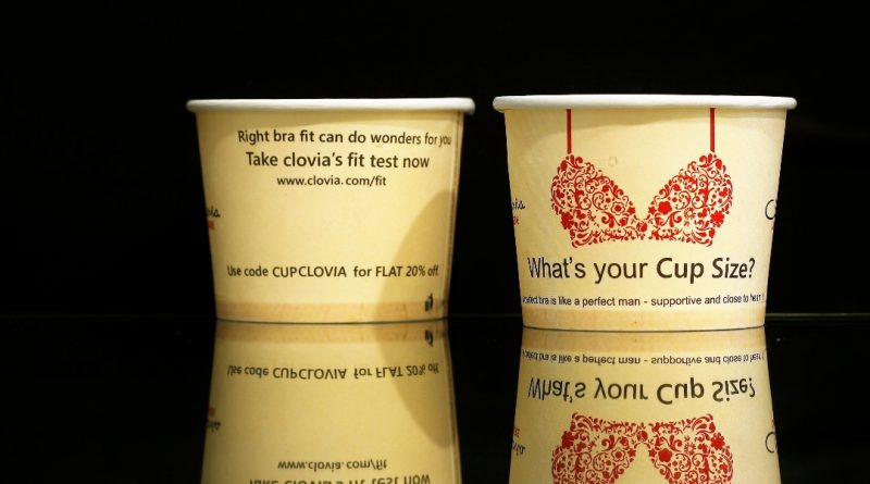 Branding with Creative Paper Cup Marketing-Gingercup