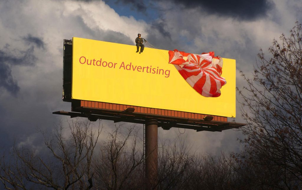 Top 10 successful Outdoor Advertising Campaigns for Branding=Gingercup