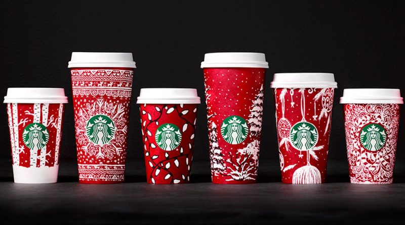 Best Holiday Marketing Campaign Ideas-Paper Cup Advertising-Gingercup