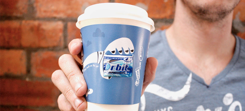 cup branding in Bangalore