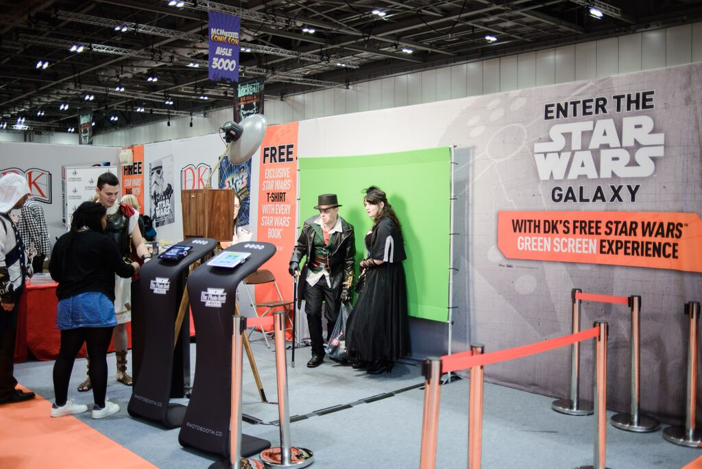 brand activation idea photo booth